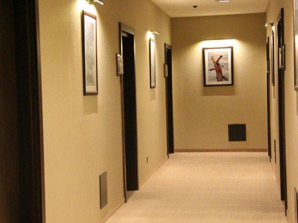 Организация мероприятий в отеле «Форвард»