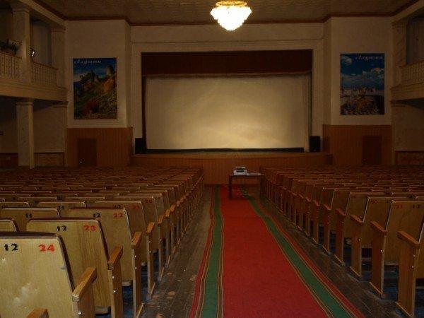 Организация мероприятий в отеле «Алуштинский»